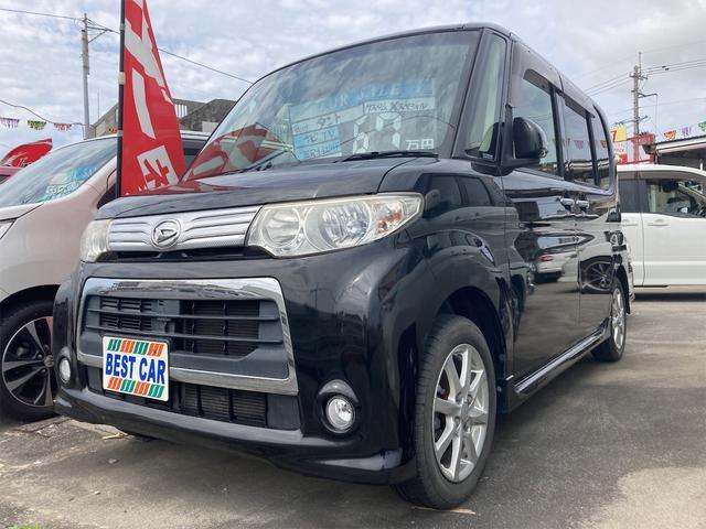 沖縄県の中古車ならタント カスタムXスペシャル パワースライド