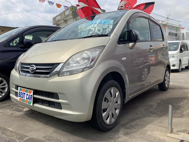 沖縄県の中古車ならムーヴ Xスペシャル CD・ベンチシート・ライトレベライザー・Wエアバッグ