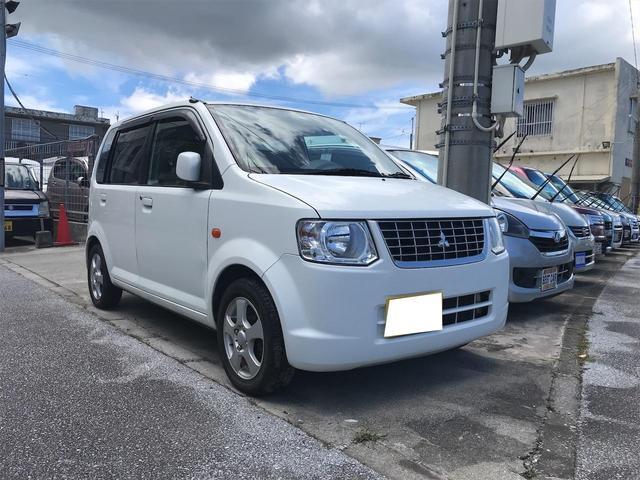 沖縄県の中古車ならeKワゴン G CD インパネAT パワーウインドウ ベンチシート 現状販売