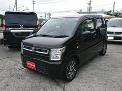 沖縄の中古車 スズキ ワゴンR 車両価格 113万円 リ済込 平成29年 0.2万K アーバンブラウンパールメタリック