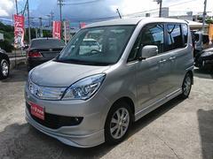 沖縄の中古車 三菱 デリカD:2 車両価格 80万円 リ済込 平成26年 5.3万K シルキーシルバーメタリック