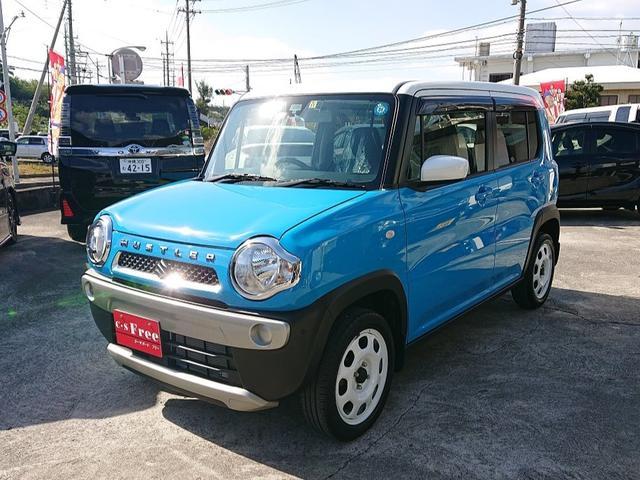 沖縄県の中古車ならハスラー Gレーダーブレーキ