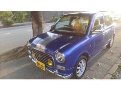 沖縄の中古車 ダイハツ ミラジーノ 車両価格 52万円 リ済込 平成14年 4.7万K ブルーM