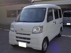 沖縄の中古車 ダイハツ ハイゼットカーゴ 車両価格 24万円 リ済込 平成21年 22.8万K ホワイト