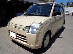 沖縄の中古車 スズキ アルト 車両価格 9万円 リ済込 平成18年 14.4万K ベージュ