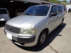沖縄の中古車 トヨタ プロボックスバン 車両価格 17万円 リ済込 平成19年 20.5万K シルバー