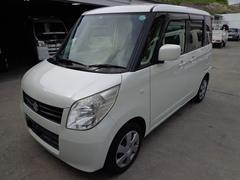 沖縄の中古車 スズキ パレット 車両価格 44万円 リ済込 平成21年 10.9万K パール