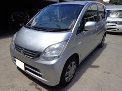 沖縄の中古車 ダイハツ ムーヴ 車両価格 19万円 リ済込 平成22年 13.9万K シルバー