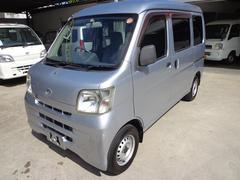 沖縄の中古車 ダイハツ ハイゼットカーゴ 車両価格 36万円 リ済込 平成20年 10.2万K シルバー