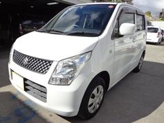 沖縄の中古車 スズキ ワゴンR 車両価格 36万円 リ済込 平成22年 7.7万K ホワイト