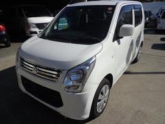 沖縄の中古車 スズキ ワゴンR 車両価格 38万円 リ済込 平成25年 11.2万K ホワイト