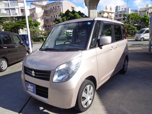 沖縄の中古車 スズキ パレット 車両価格 32万円 リ済込 2009(平成21)年 9.6万km ピンク
