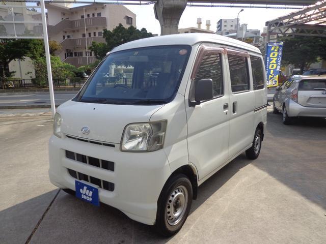 沖縄県の中古車ならハイゼットカーゴ オートマチック・レンタアップ