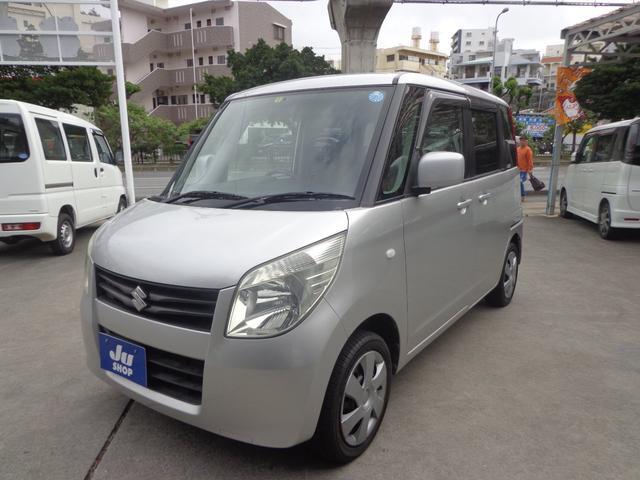 沖縄の中古車 スズキ パレット 車両価格 34万円 リ済込 2009(平成21)年 12.8万km シルバー