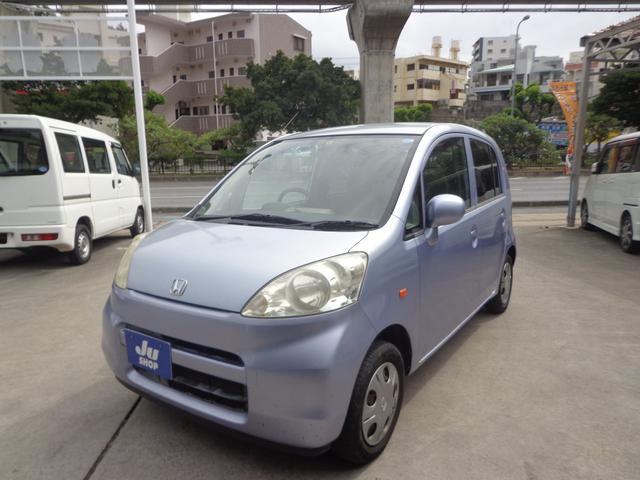 沖縄の中古車 ホンダ ライフ 車両価格 17万円 リ済込 2008(平成20)年 11.6万km パープル