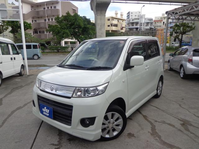 ワゴンRスティングレー:沖縄県中古車の新着情報