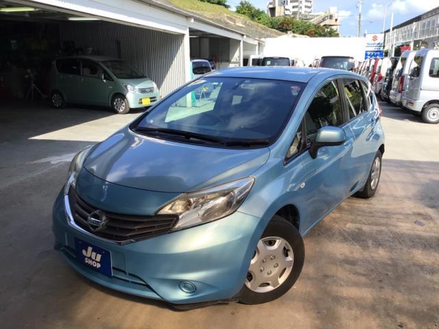 沖縄県の中古車ならノート  レンタアップ スマートキー プッシュスタート 車検込み