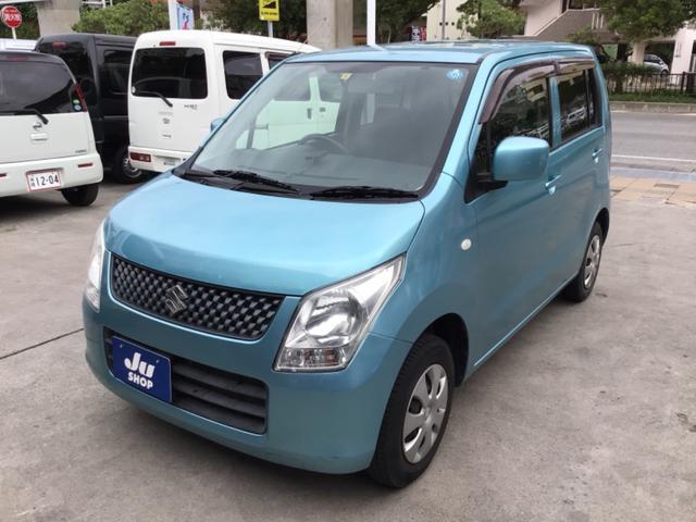 沖縄県豊見城市の中古車ならワゴンR FX レンタアップ ナビ・ワンセグTV