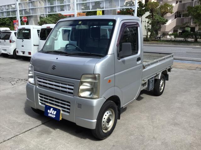 沖縄県の中古車ならキャリイトラック KCエアコン・パワステ レンタアップ
