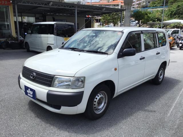 沖縄県の中古車ならプロボックスバン DXコンフォートパッケージ レンタアップ 運転席パワーウィンドウ