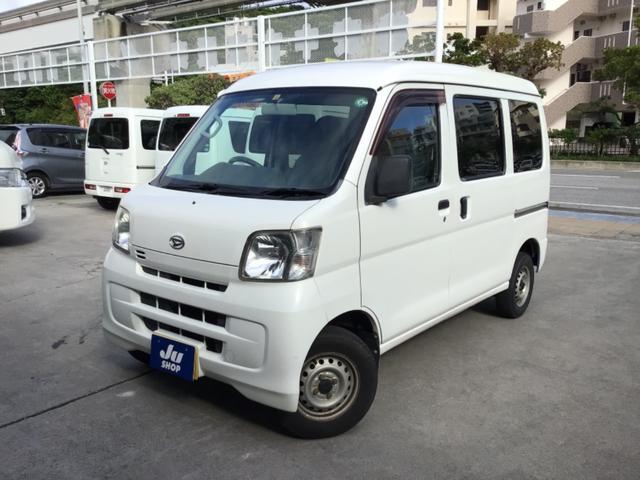 沖縄県の中古車ならハイゼットカーゴ  レンタアップ車 CD・ETC