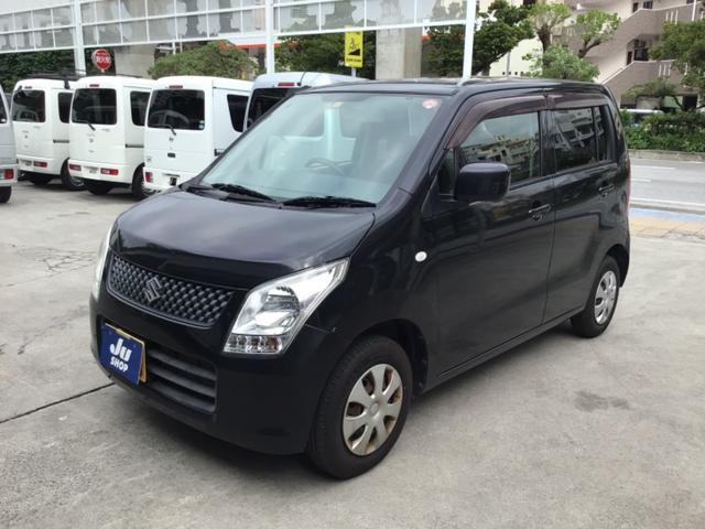 沖縄県南城市の中古車ならワゴンR FX レンタアップ車・キーレス・CD・プライバシーガラス