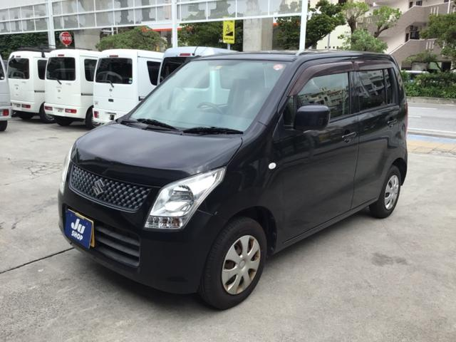 沖縄県名護市の中古車ならワゴンR FX レンタアップ車・キーレス・CD・プライバシーガラス