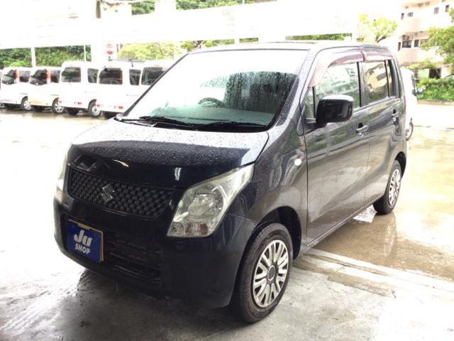 沖縄県浦添市の中古車ならワゴンR FX レンタアップ車・CD・プライバシーガラス