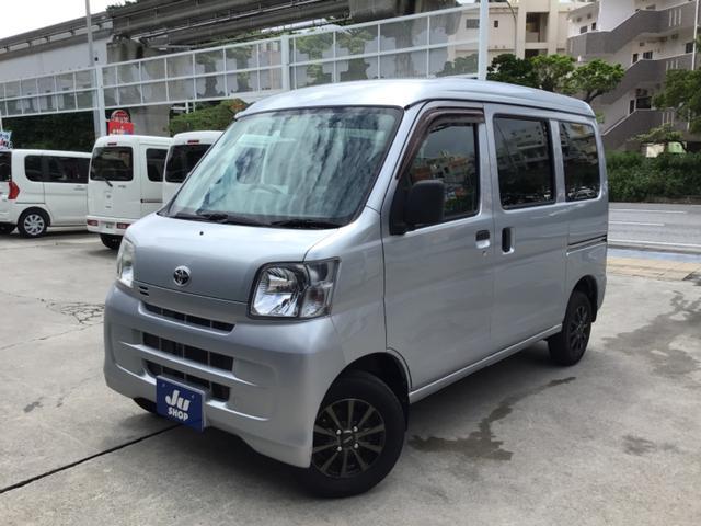 沖縄の中古車 トヨタ ピクシスバン 車両価格 40万円 リ済込 2013(平成25)年 10.0万km シルバー