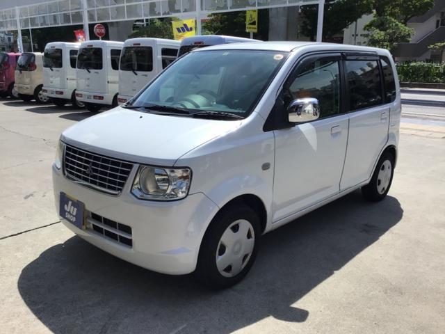 沖縄県糸満市の中古車ならeKワゴン ジョイフィールド レンタアップ・ナビ・フルセグTV