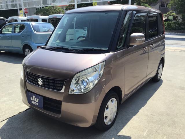 沖縄県の中古車ならパレット リミテッドII ナビ・フルセグTV・Bluetooth・ETC・バックカメラ・両側パワースライドドア・スマートキー・プッシュスタート