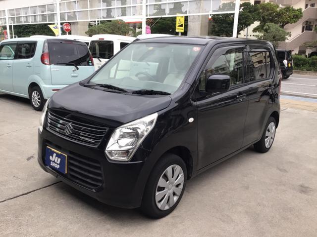 沖縄県糸満市の中古車ならワゴンR FX レンタアップ車・CD・ETC・アイドリングストップ
