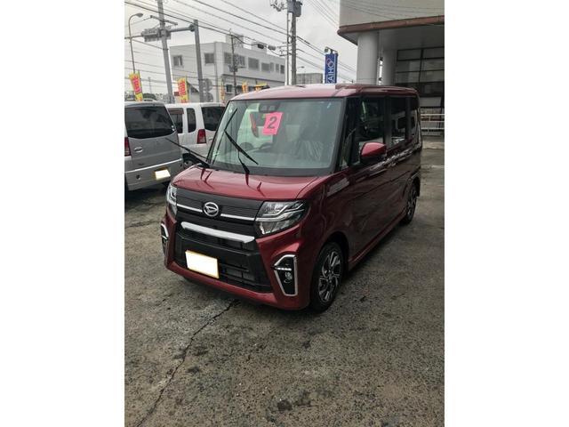 沖縄の中古車 ダイハツ タント 車両価格 159万円 リ済込 2020(令和2)年 6km ワインM