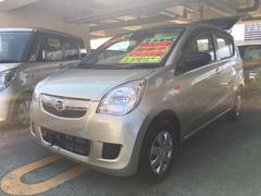 沖縄の中古車 ダイハツ ミラ 車両価格 40万円 リ済込 平成25年 8.2万K ライトゴールド