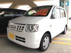 沖縄の中古車 日産 オッティ 車両価格 43万円 リ済込 平成23年 12.5万K ホワイト