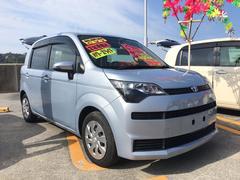 沖縄の中古車 トヨタ スペイド 車両価格 69万円 リ済込 平成24年 5.7万K ライトブルー