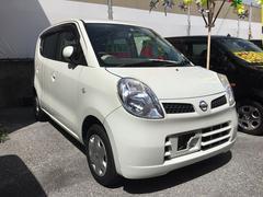 沖縄の中古車 日産 モコ 車両価格 27万円 リ済込 平成21年 10.3万K パール