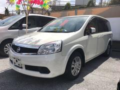 沖縄の中古車 日産 ラフェスタ 車両価格 55万円 リ済込 平成23年 8.7万K パールホワイト
