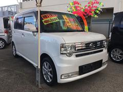 沖縄の中古車 ダイハツ ムーヴコンテ 車両価格 69万円 リ済込 平成24年 8.4万K パール