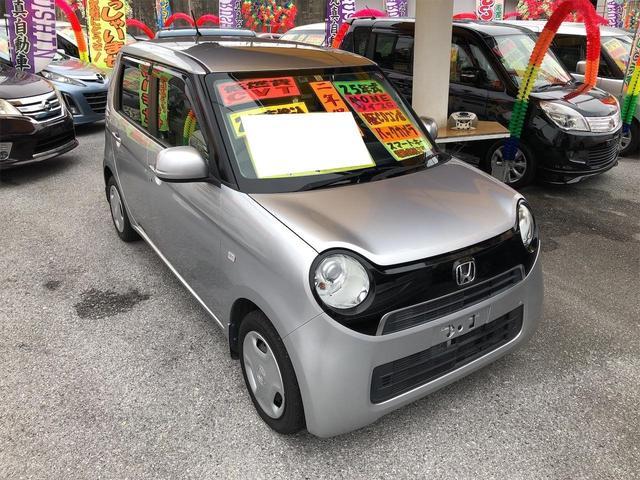 沖縄県の中古車ならN-ONE G バックカメラ付 走行7万キロ