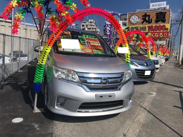 沖縄県の中古車ならセレナ ハイウェイスター Jパッケージ