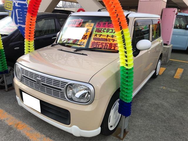 沖縄の中古車 スズキ アルトラパン 車両価格 50万円 リ済別 2011(平成23)年 5.9万km ミルクティーベージュメタリック