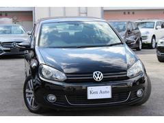 VW ゴルフTSIコンフォートライン・ディーラー車 社外ナビ・TV