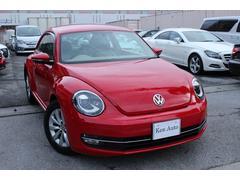VW ザ・ビートルデザイン・ディーラー車・ワンオーナー・ETC・純正AW16