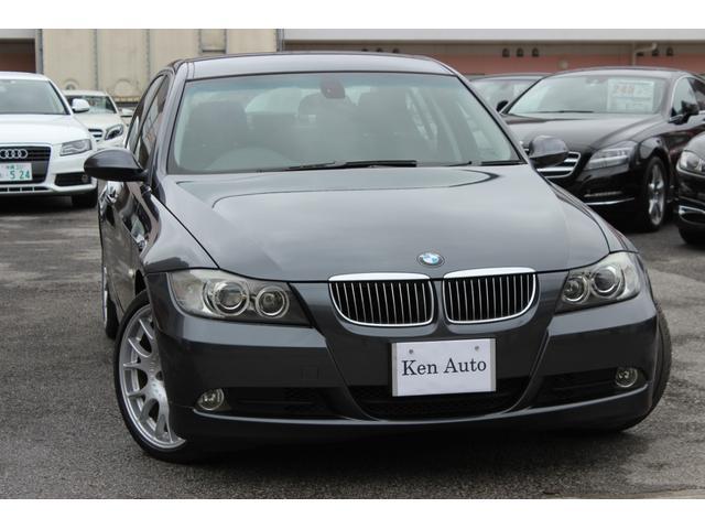 BMW BMW 323i・ディーラー車・社外ナビ・AW17