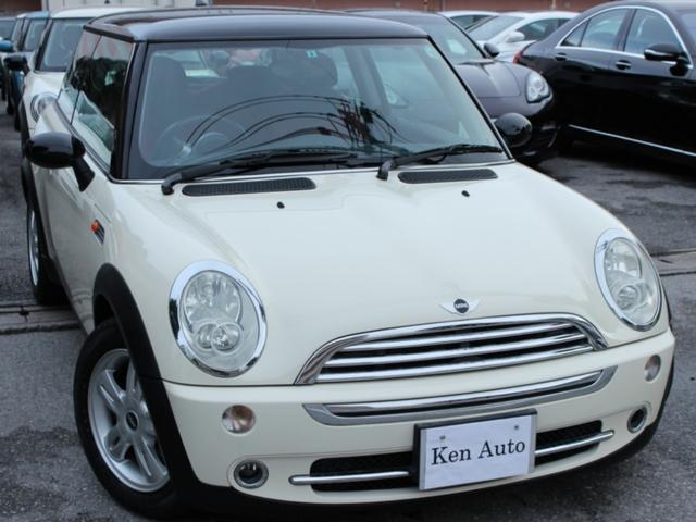 沖縄の中古車 MINI MINI 車両価格 65万円 リ済込 2005(平成17)年 3.8万km ホワイト
