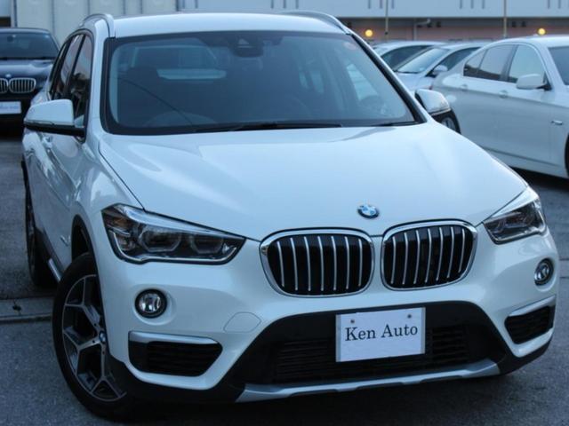 BMW xDrive 18d xライン・ディーラー車・バックカメラ