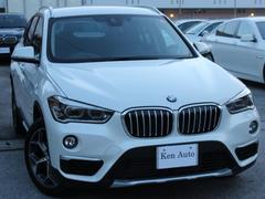 BMW X1xDrive 18d xライン・ディーラー車・バックカメラ