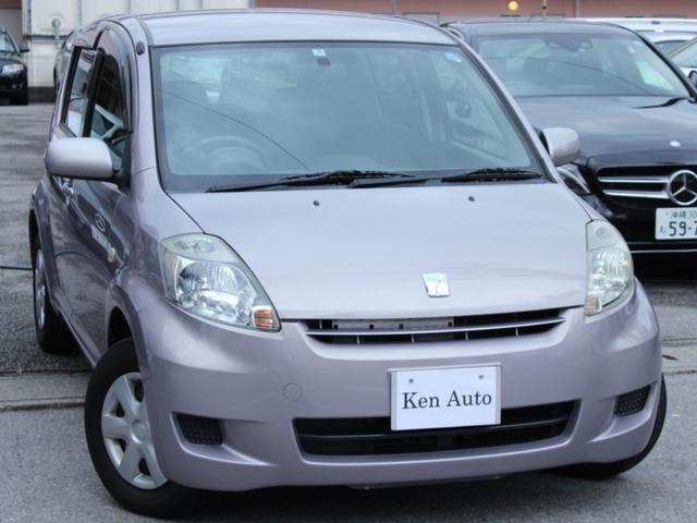 沖縄の中古車 トヨタ パッソ 車両価格 16万円 リ済込 平成21年 7.1万km ピンク