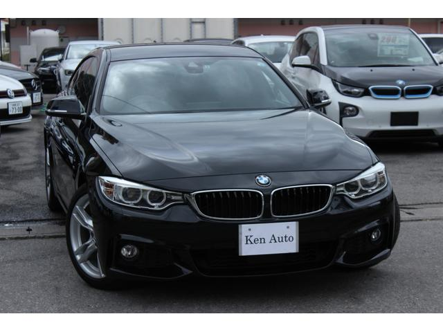 BMW 420iグランクーペMスポーツディーラー車ワンオーナー禁煙車
